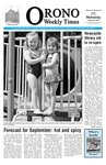 Orono Weekly Times, 26 Aug 2009