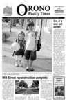 Orono Weekly Times, 9 Sep 2009
