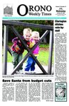 Orono Weekly Times, 28 Oct 2009