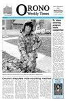 Orono Weekly Times, 4 Nov 2009