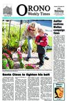 Orono Weekly Times, 18 Nov 2009