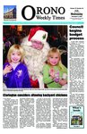 Orono Weekly Times, 2 Dec 2009