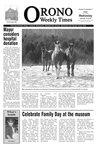 Orono Weekly Times, 10 Feb 2010