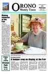Orono Weekly Times, 1 Sep 2010