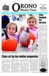 Orono Weekly Times, 6 Oct 2010