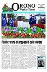 Orono Weekly Times, 10 Nov 2010