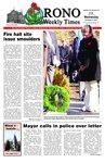 Orono Weekly Times, 9 Nov 2011
