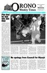 Orono Weekly Times, 23 Nov 2011