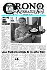 Orono Weekly Times, 9 May 2012