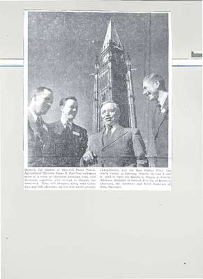 Photo of Ottawa's Peace Tower