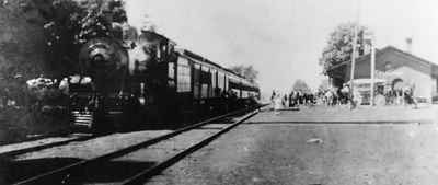Colborne Grand Trunk Railway Station