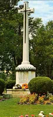 Cobourg War Memorial