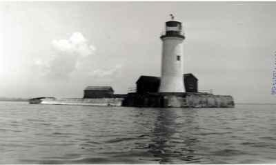 Gull Island lighthouse