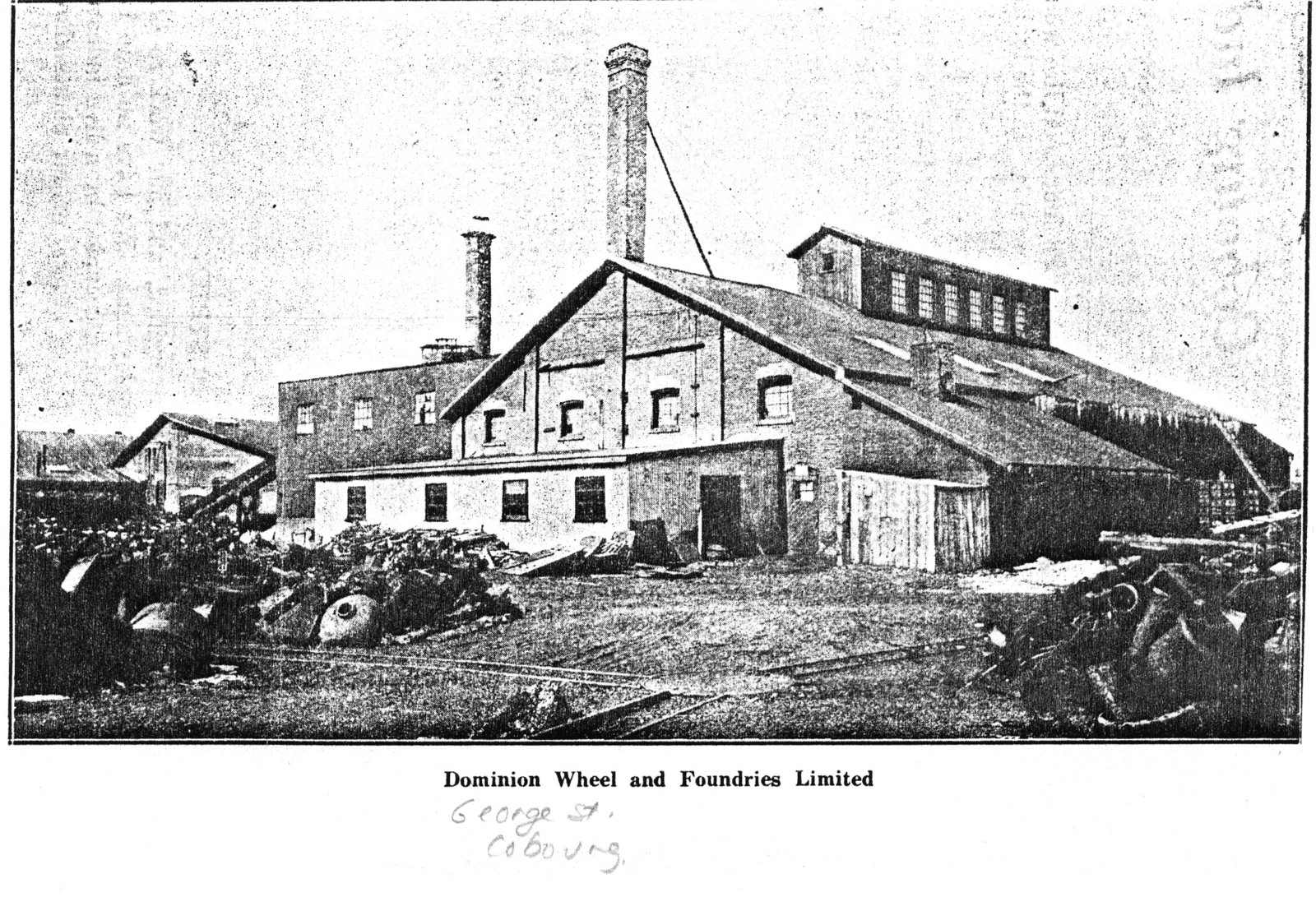 Dominion Wheel and Foundries Limited