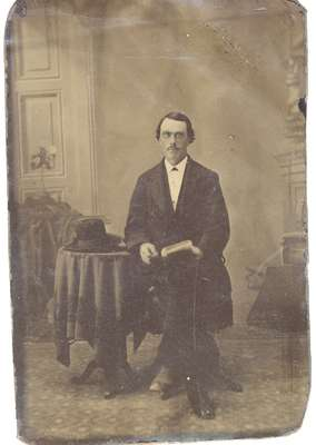 Unidentified Man