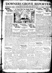 Downers Grove Reporter, 5 May 1922