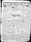 Downers Grove Reporter, 12 May 1922