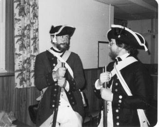 Kings Royal Yorkers, Knox Church, 1982