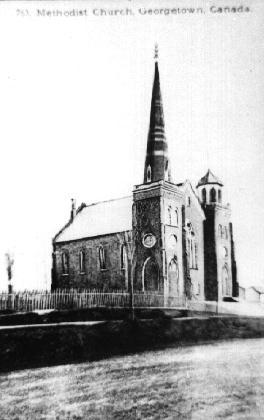 Georgetown Methodist Church