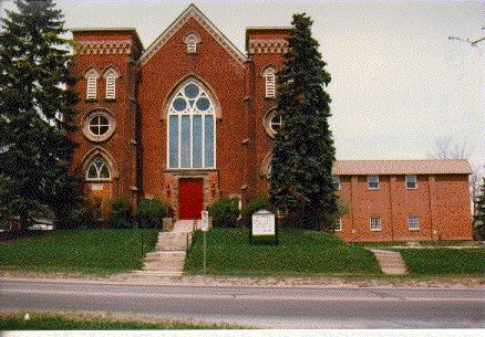 St. John's United Church 1990