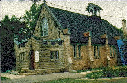 St. Alban's Church 1990