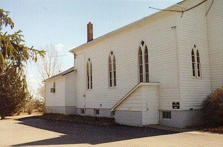 St. Stephen's Church, Hornby