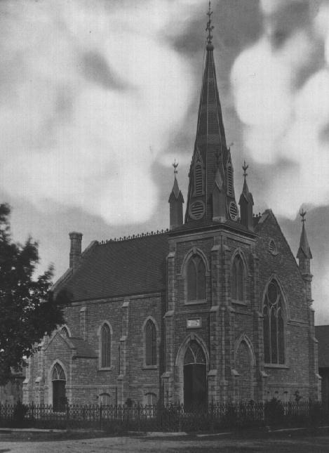 Congregational Church, 1890