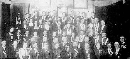 Hornby Division Sons of Temperance, 1898