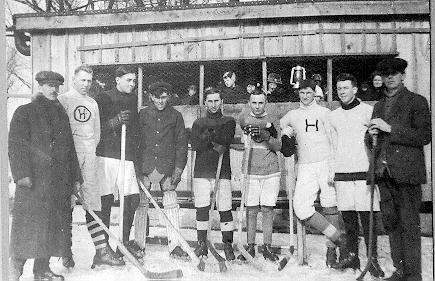 Hockey Team, c. 1900