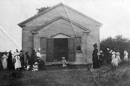 Bethel United Church, c. 1880