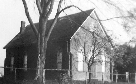 Hornby Presbyterian Church, c.1970