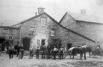 Brain Brewery, 1893