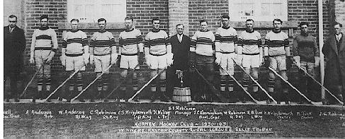 Hornby Hockey Team, 1931
