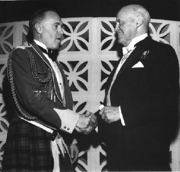 Lorne Scots 100th Anniversary