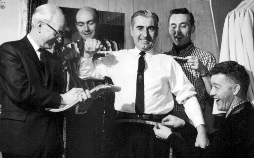 Barber Shop Quartet, 1965