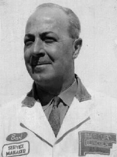 Earl Redfern of Reed Redfern Ltd., 1962