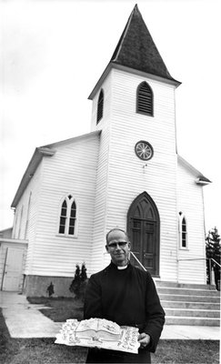 125th Anniversary of St. Stephen's Anglican Church, 1962