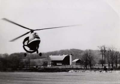 Avian 2-180 at the Waterloo Runway, 1961