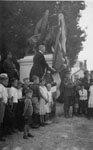 Unveiling of Georgetown War Memorial, 1924