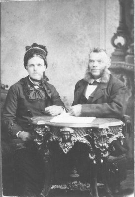William Thompson and Mary Jane Giffen