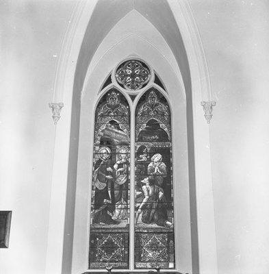 Window at Knox Presbyterian Church