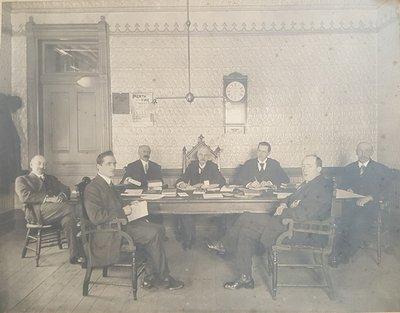 Acton Village Council 1911