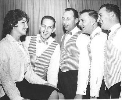 Barbershop Quartette