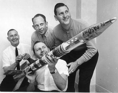 Barbershop Quartette Missile