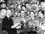 Bantam Hockey Champions