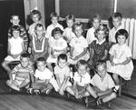 Chapel Street Kindergarten Class 1961