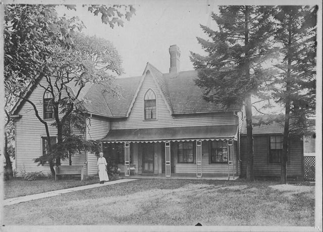 Cook Family Home