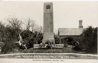 World War One Cenotaph