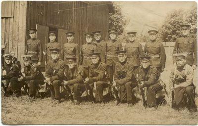 Lorne Rifles Recruits