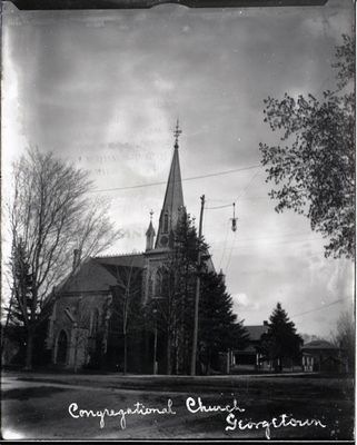 Congregational Church c. 1900